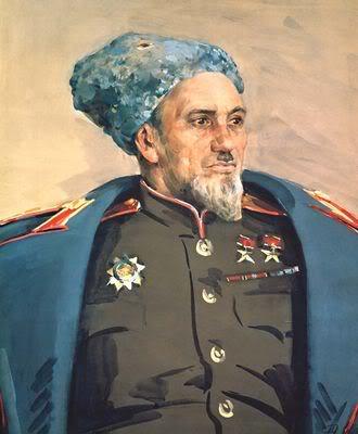 Знаменитый партизан Ковпак, Сидор Артемович
