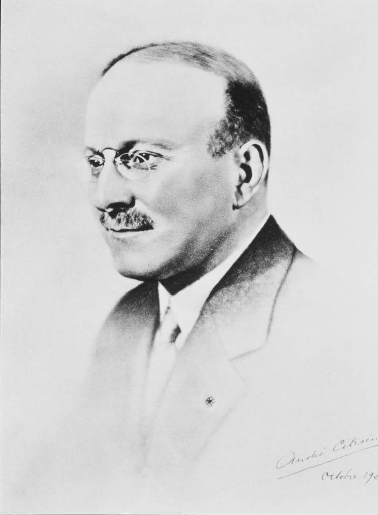 Андре Ситроен (1878 - 1936)