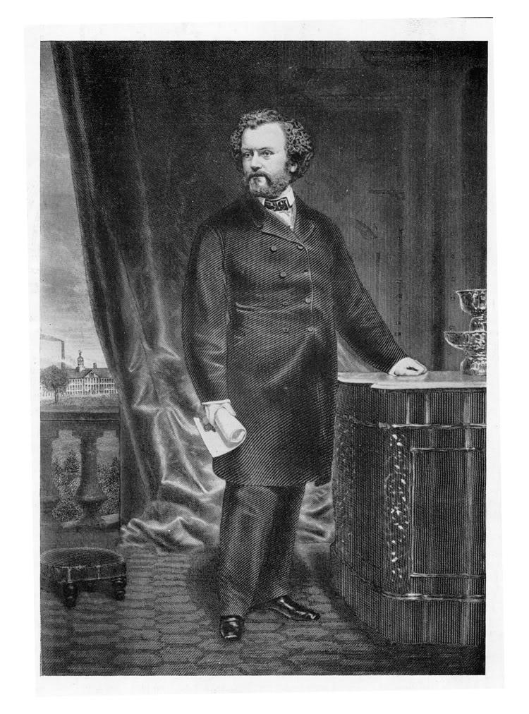 Сэмюэль Кольт (Samuel Colt) (1814 - 1862)