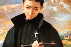 Святой Габриэль Поссенти