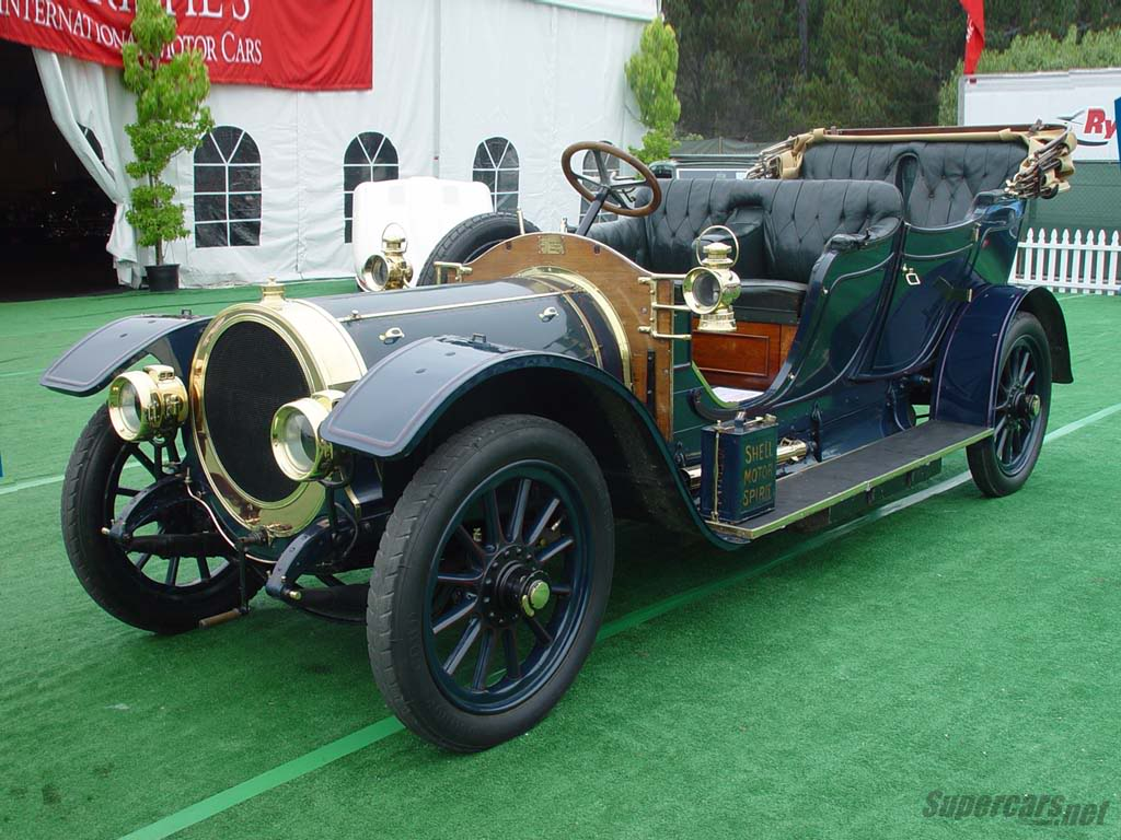 1908 Delaunay-Belleville F6 Mulliner Roi-des-Belges Tourer