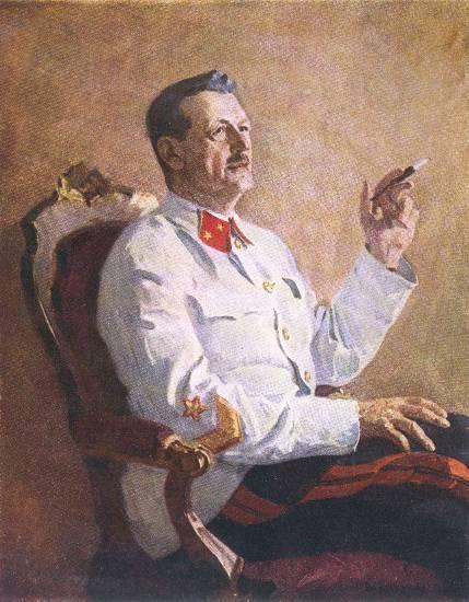 Картина В.П. Ефанова (1900-1978)