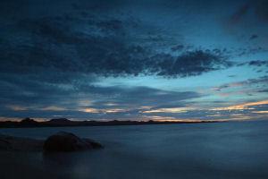 Озеро Виктория - самое большое озеро Африки