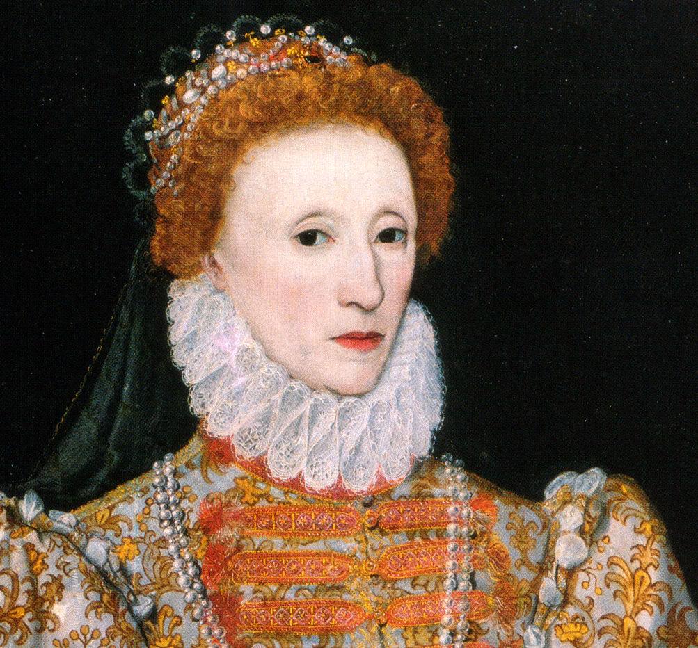 Darnley - Портрет Елизаветы I