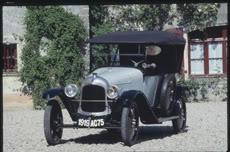 Type A - первый автомобиль Ситроена