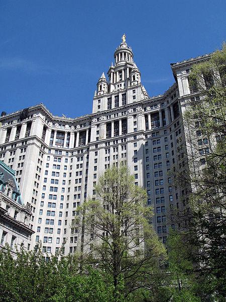 450px-Municipal_Building_-_New_York_City