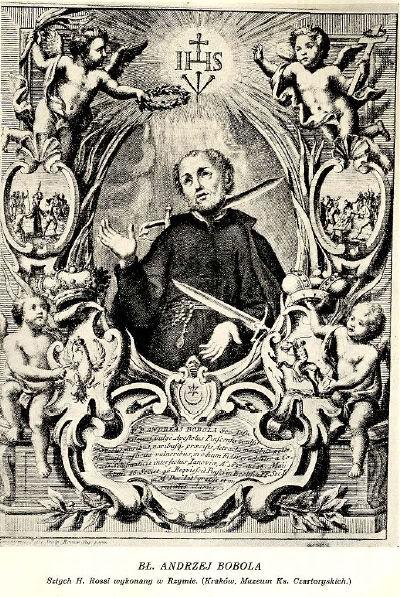 Andrzey Bobola
