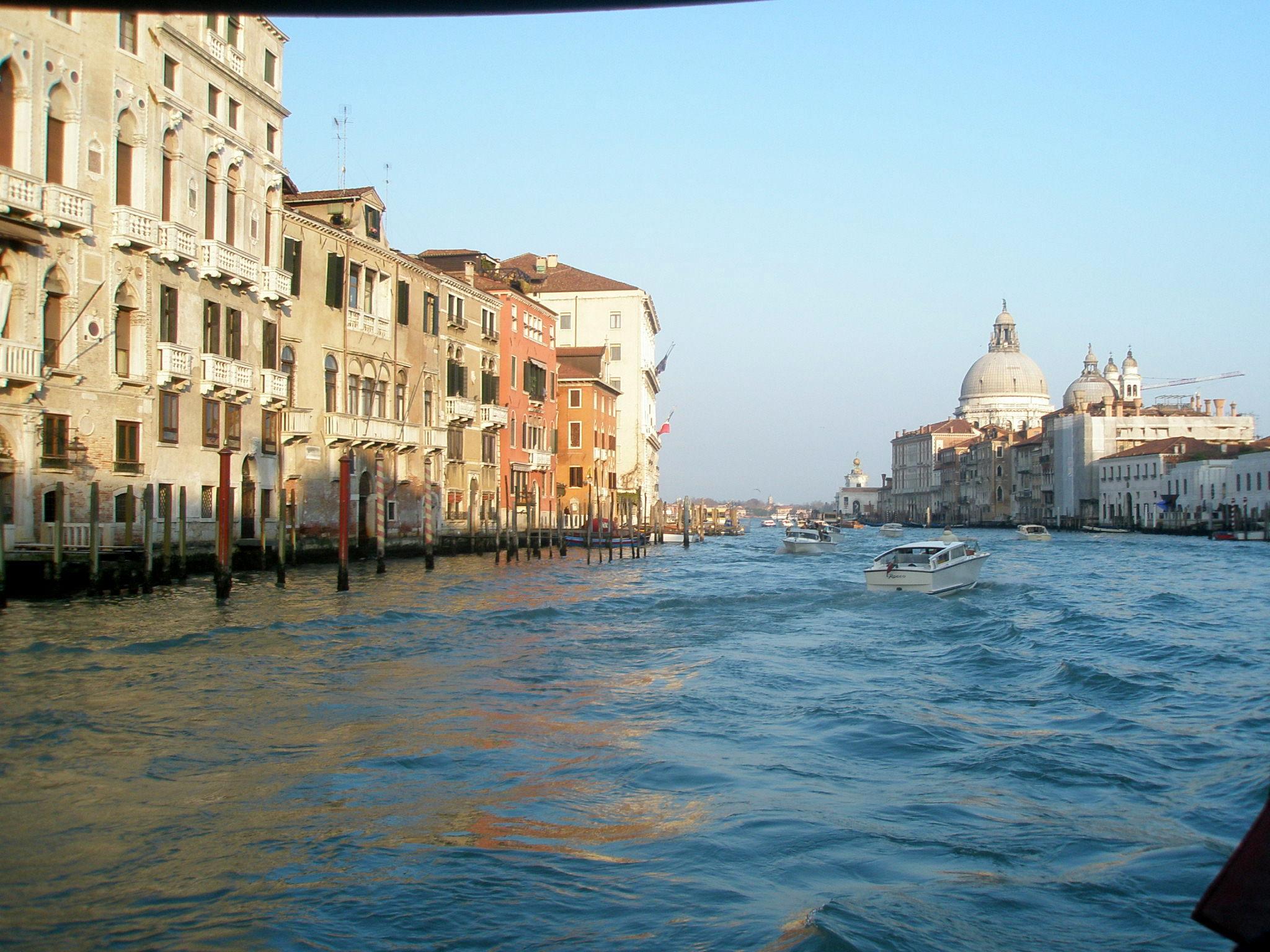 Большой канал - Венеция