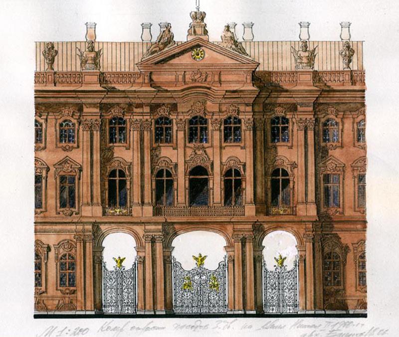 Зимний дворец 6