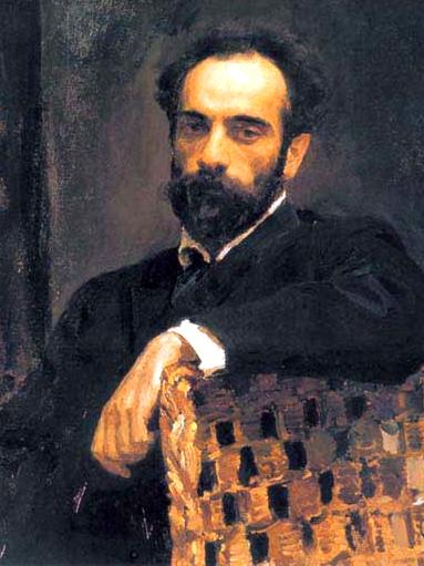 Левитан Серов
