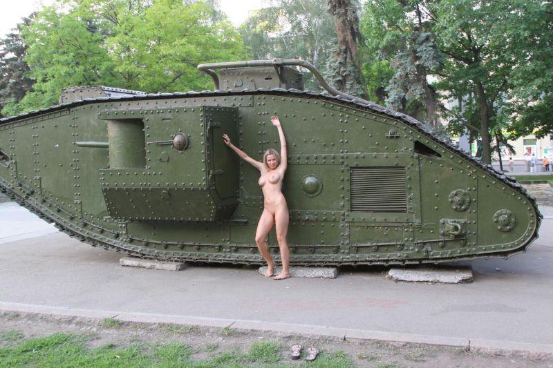 Танк Харьков Фотосессия 02