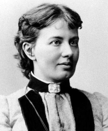 Софья Ковалевская 1880
