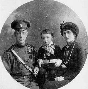 Лев Гумилев и его родители