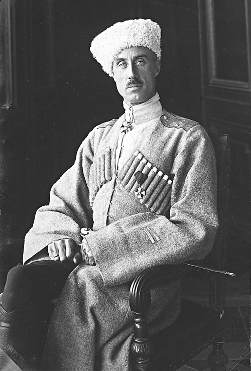 Правитель Юга России П.Н. Врангель. 1920 г. Севастополь