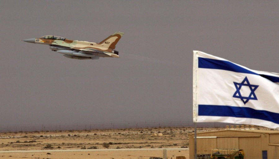 Победа России в Сирии. Традиционный обстрел Израилем Дамаска