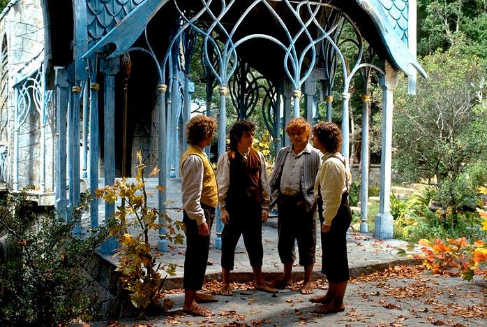 HobbitsRivendell