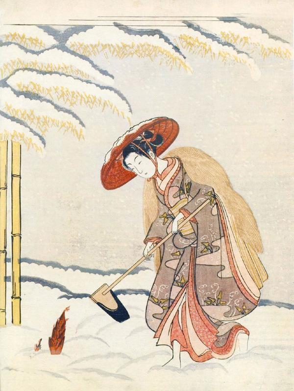 Судзуки-Харунобу
