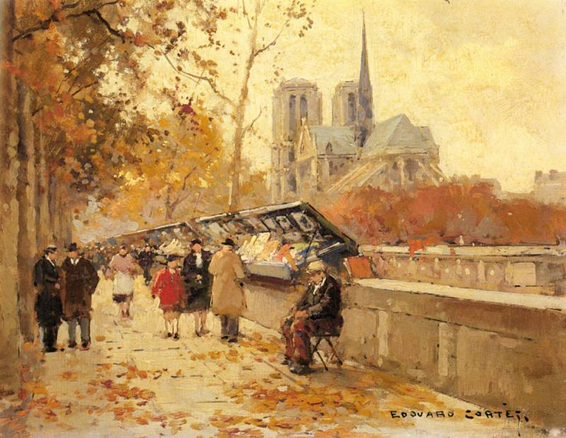 cortes-edouard-leon-booksellers-along-the-seine-with-a-view-of-notre-dame