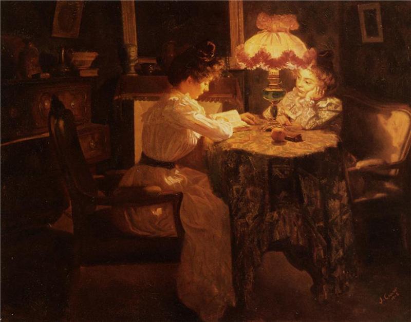 Lamp-effect
