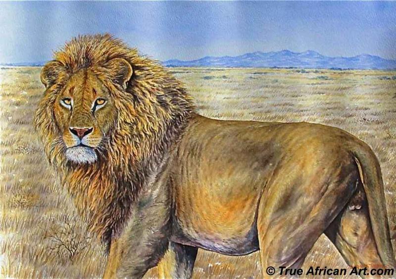 joseph-thiongo-the-lion-rules