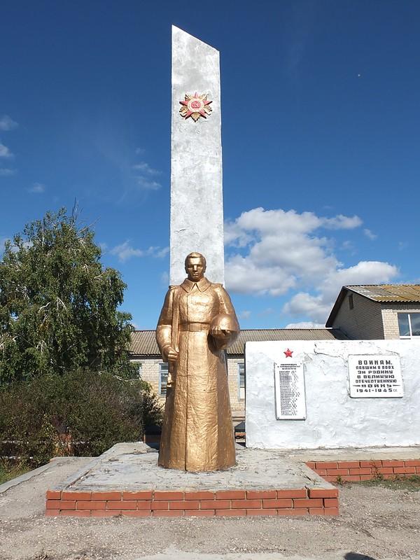 Хворостянский, Безенчукский районы 188.JPG