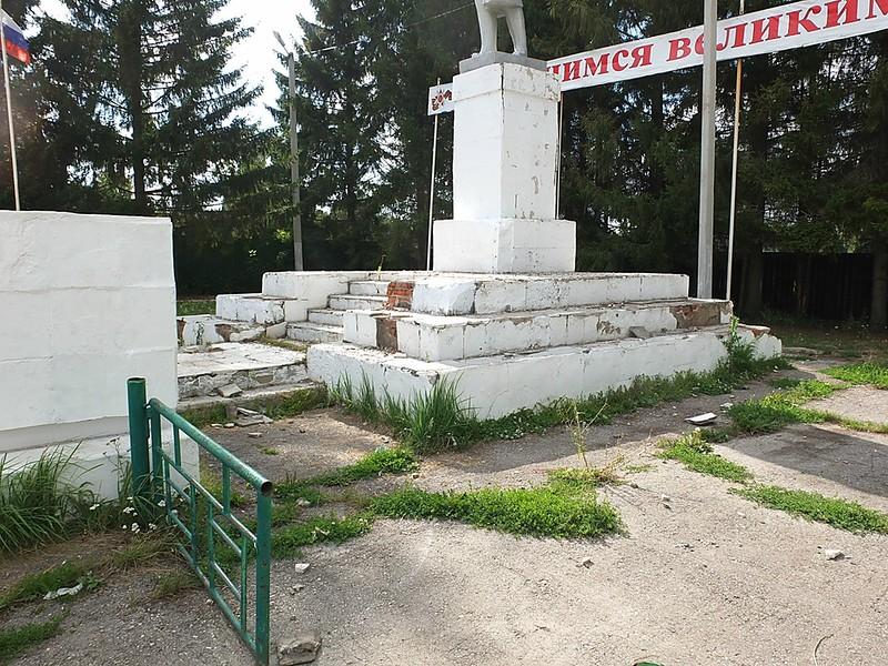 Сергиевск, челно-вершины 464.JPG