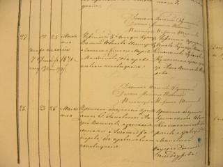 Сын Михаил, родился 19 мая (крещен 25 мая) 1862 года