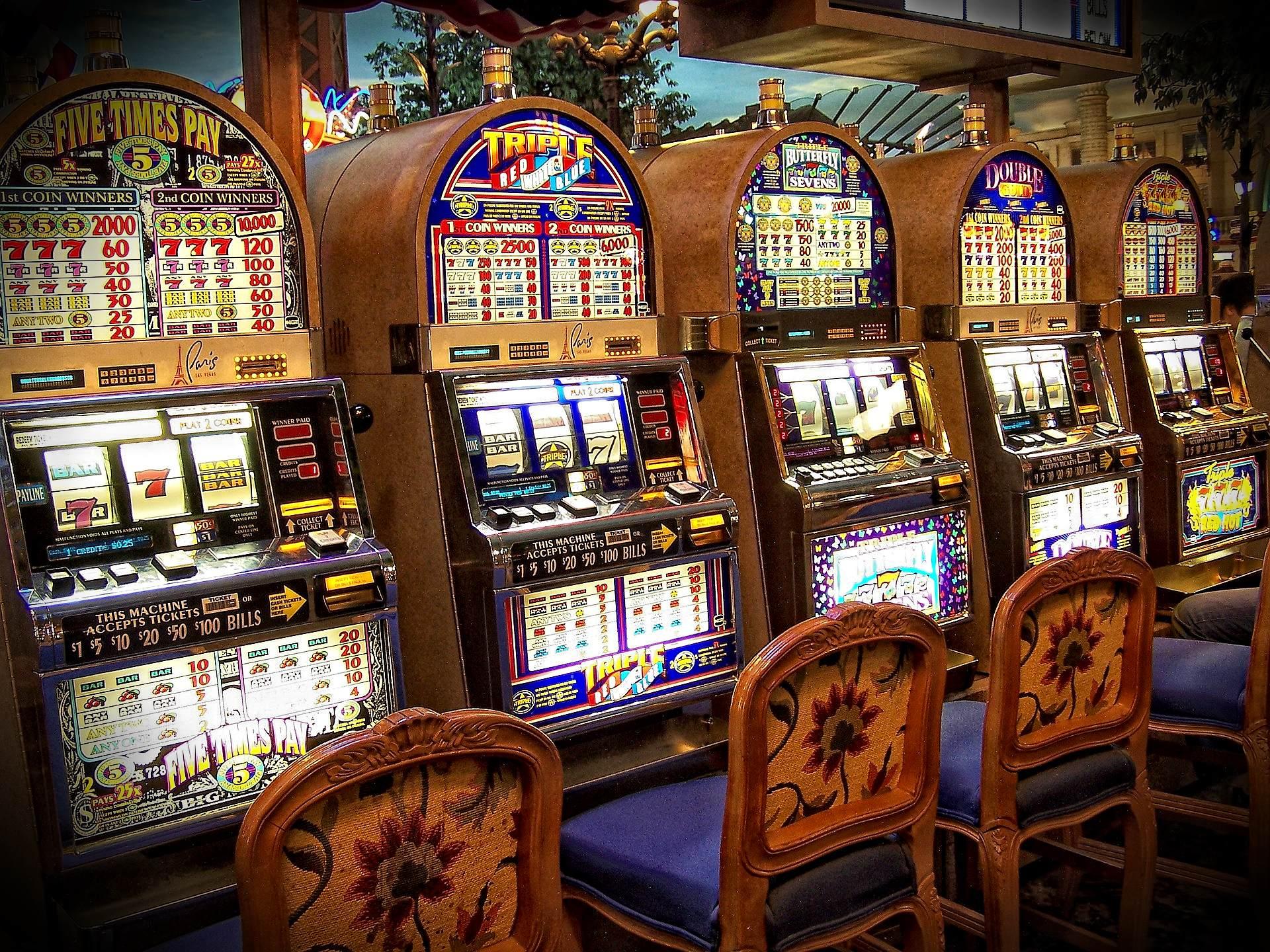 автоматы игровые способы выигрыша