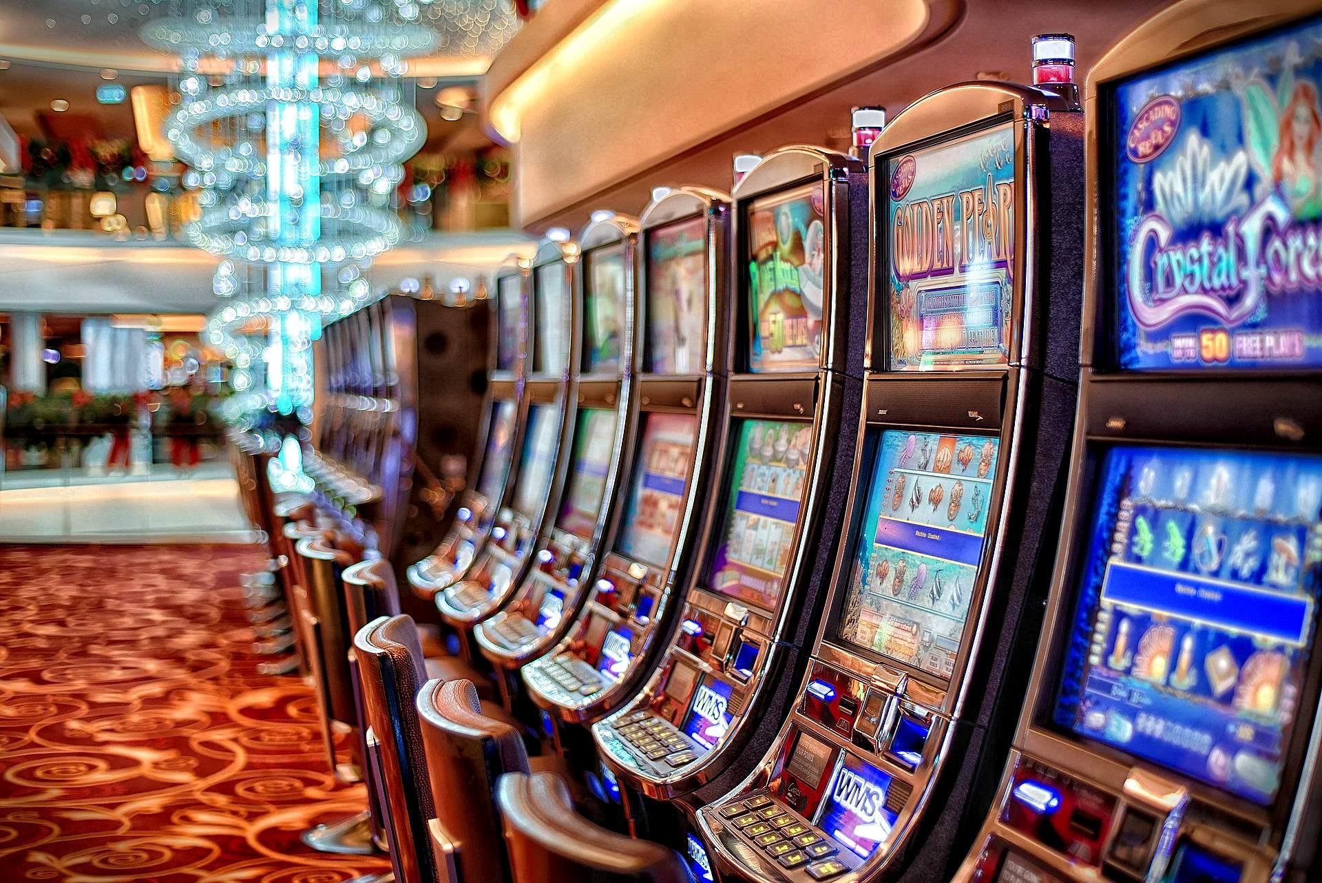 Игровые автоматы бесплатно на фишки