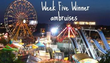 Week 5 BannerW