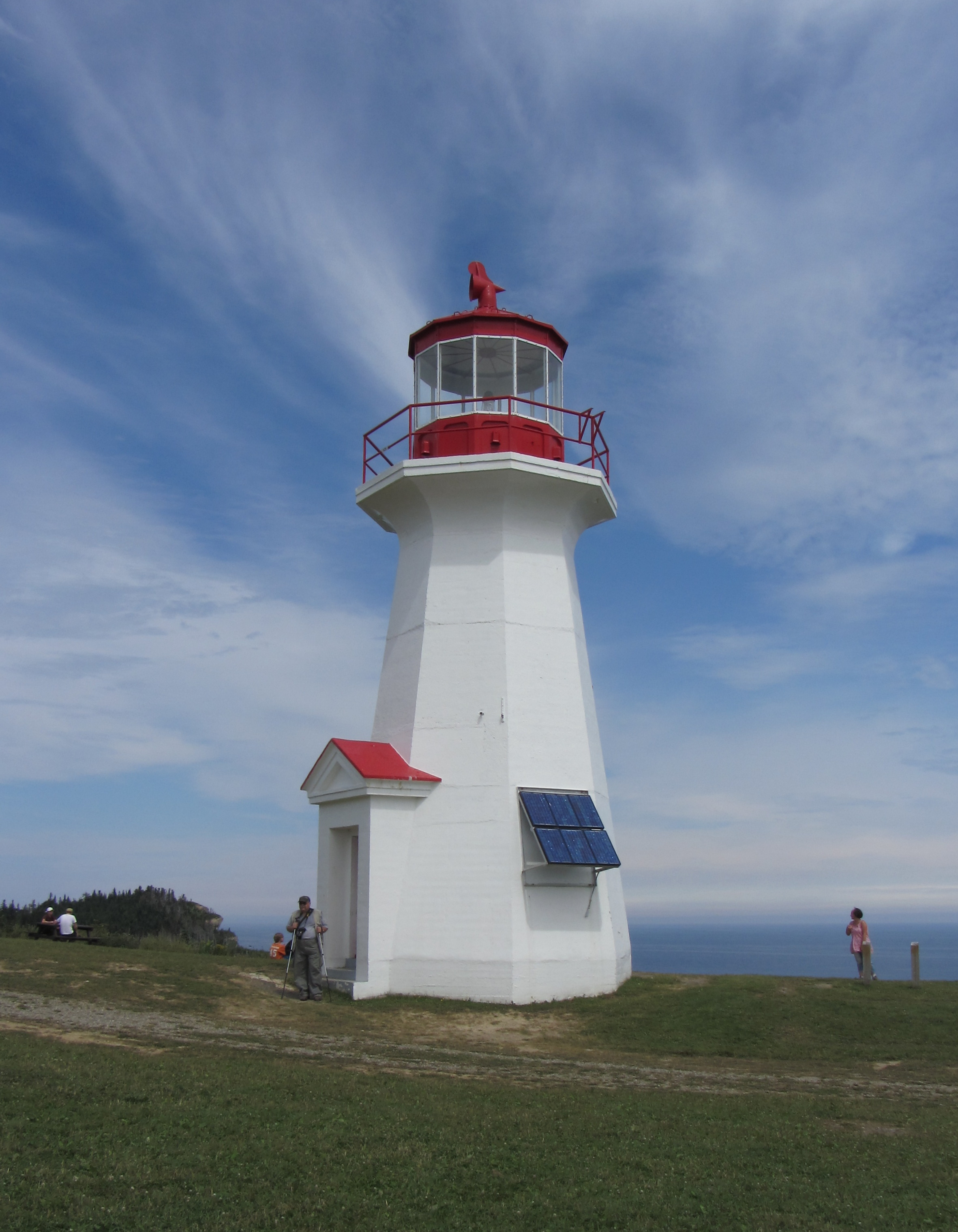 Lighthouse Cap Gaspe