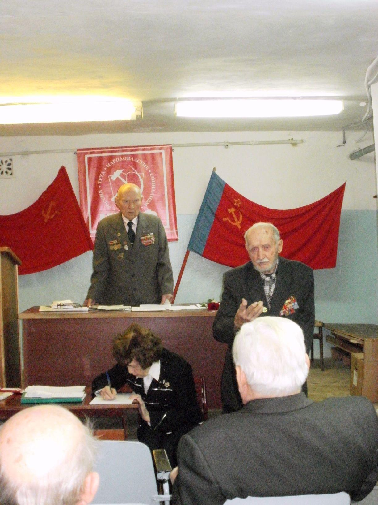 Владимир Семенович Туров и Анатолий Венедиктович Козлов
