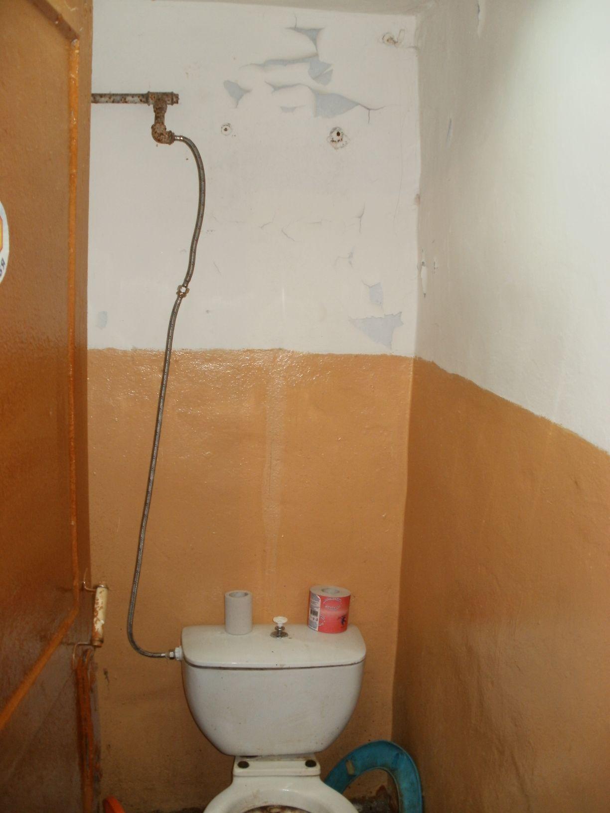 Туалет Клуба Сталинград подвал Дома Павлова 2