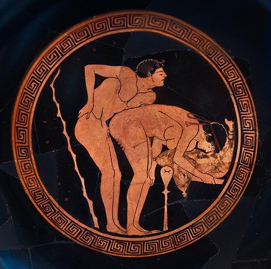 Древнегреческая гомосексуальность