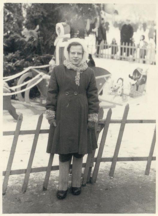 Кудрин-девочка