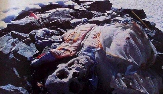 Египетские мумии в Непале
