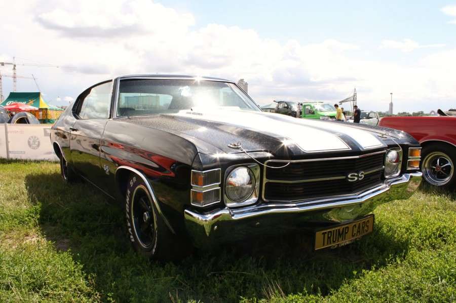 Chevrolet Chevelle SS Hardtop Coupe