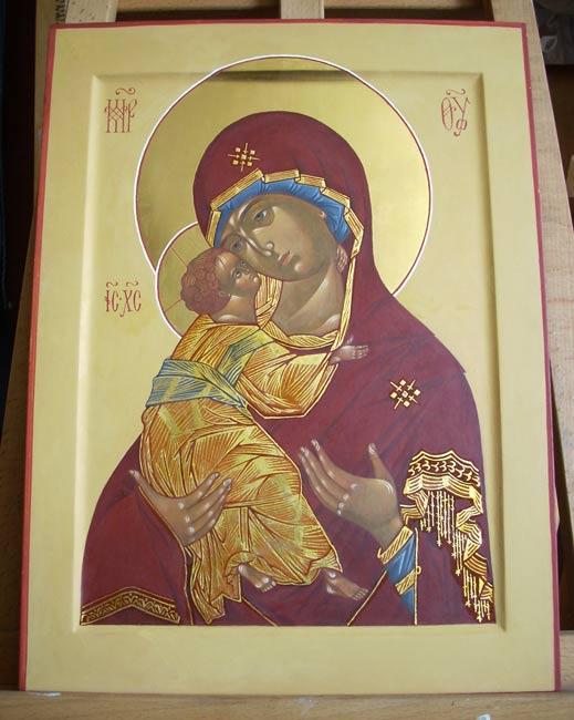 Владимирская-икона-Божией-Матери