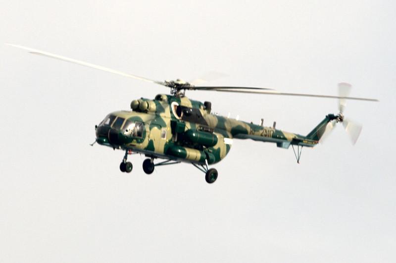 Ми-8АМТШ RF-23117