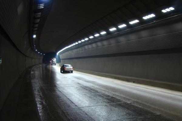 освещению тоннеля «Новый Скальный» в городе Сочи.