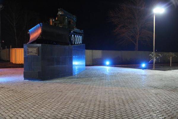 Светодиодные светильники Энергоспецстрой в Стройкерамике