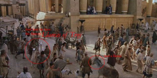 llamas! of! Troy!