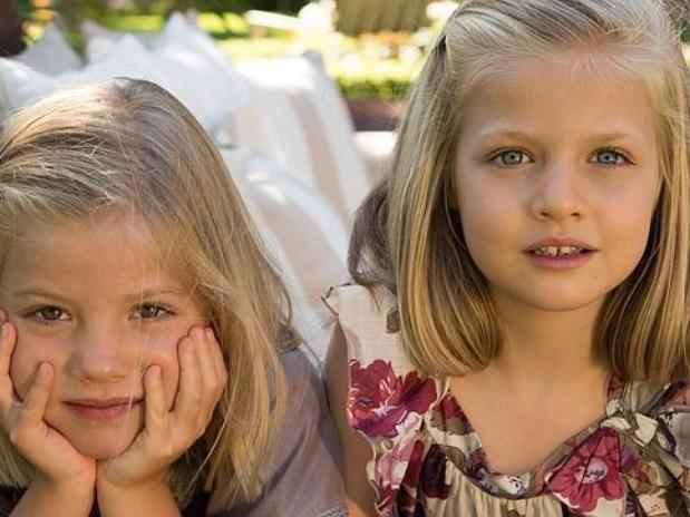 испанские принцессы