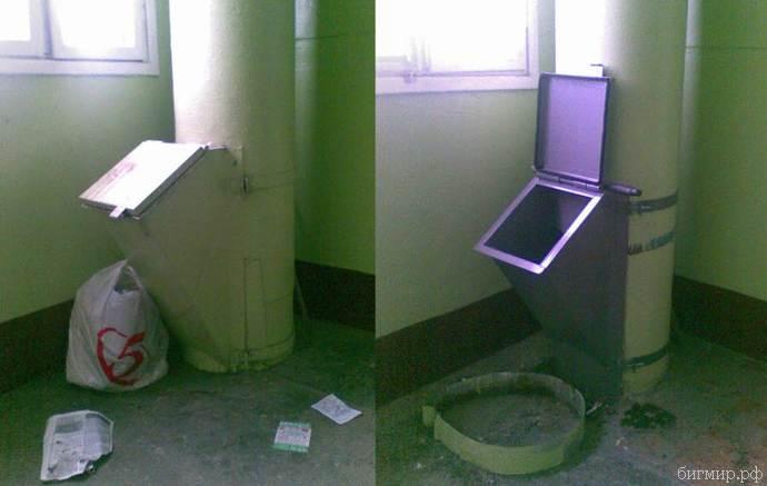 ремонт мусоропровода в санкт-петербурге