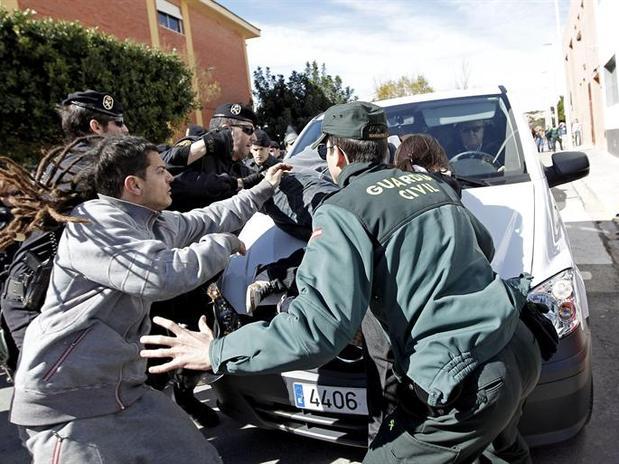 как отбирают детей в испании - ювенальная юстиция в европе