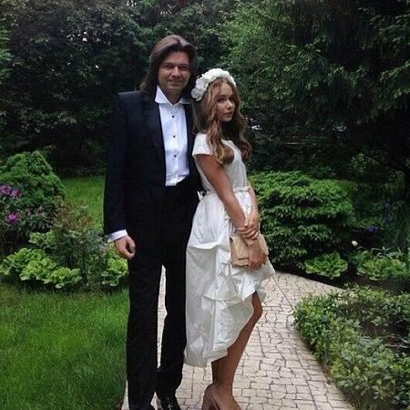 Дмитрий Маликов женится