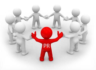 PR для друзей