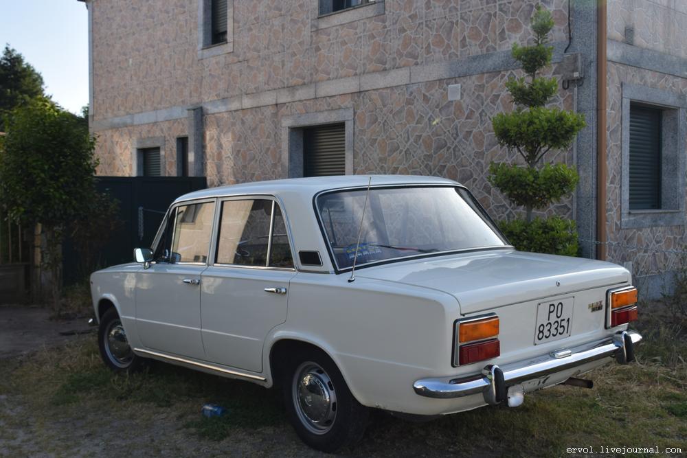 Жигули, Fiat, Seat