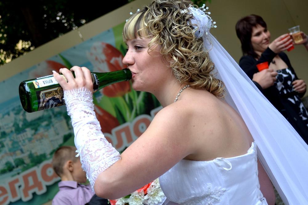 Украинская невеста, Невеста с Украины