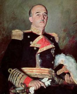 испанский диктатор генерал франко